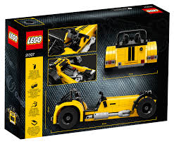lego mini cooper polybag 21307 caterham seven 620r revealed brickset lego set guide and