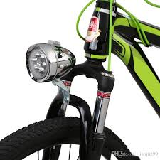 best mountain bike lights for night riding bicycle accessory vintage 6 led retro bike lights front l diy