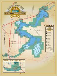 Fort Carson Map Sp Campground Review U2013 Lahontan Lake State Recreation Area