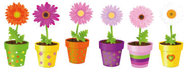 flower pot wall stickers totally movable buy now