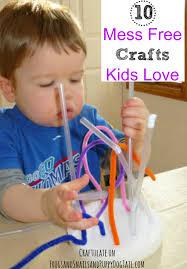 10 mess free crafts kids love fspdt