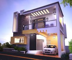 contemporary facade and modern home plan engineering feed