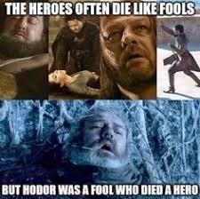 Hodor Meme - crying hodor game of thrones http www