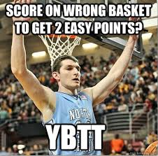 Unc Basketball Meme - musings march madness and memes hatetheplayernotthegame