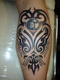 leg tattoo designs guys tribal leg tattoos photo album fashionfranchise