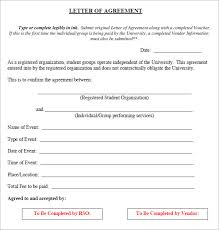 agreement example example sponsorship agreement template download