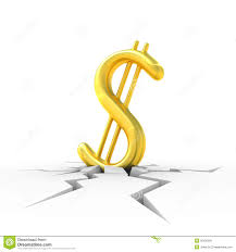 Dollar Floor by Dollar Sign Crash Royalty Free Stock Images Image 26186369