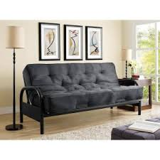 simmons seattle chocolate futon si ex sea vo 2c the home depot