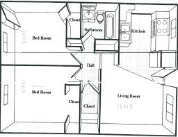 1 bedroom cottage floor plans 500 sqft 1 bedroom apartment sq ft apartment floor plan