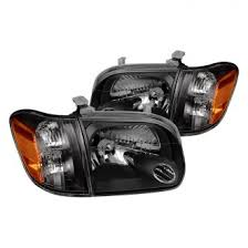 2010 toyota tundra tail light bulb replacement 2005 toyota tundra custom factory headlights carid com