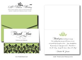 wedding card sayings card templates basic cmyk bridal thank you cards