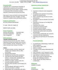 Academic Resume Template For College Academic Cv Lukex Co