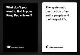 cards against humanity where to buy doctor who thing cards against gallifrey a for horrible