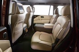 2017 nissan armada platinum interior nissan armada offers the best of suv and truck