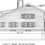 luxury modern saltbox house plans new home plans design