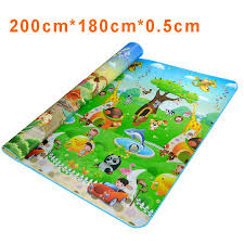 Large Kids Rugs by Aliexpress Com Buy Large Baby Play Mat Children Carpet Infant