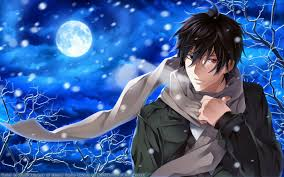 winter anime wallpaper hd anime boy wallpapers hd