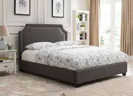 Gray Platform Bed Platform Beds