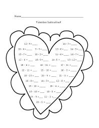 kindergarten worksheets valentines day kindergarten worksheets