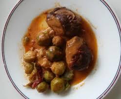 cuisiner la joue de porc marmiton joue de porc aux choux de bruxelles recette de joue de porc aux
