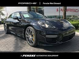 Porsche Cayenne Jet Black Metallic - 2015 used porsche panamera 4dr hatchback turbo s at porsche west