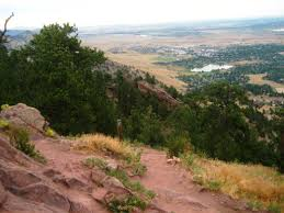 Boulder Colorado Zip Code Map by Magnolia Road Trail Run Boulder Colorado