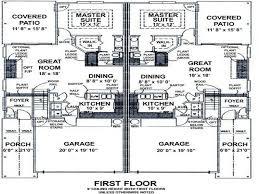 duplex beach house plans 19 stunning duplex building plan in classic design over under house