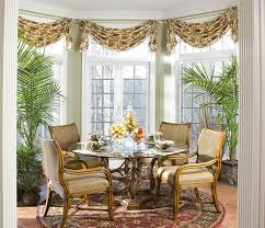 dining room window treatment ideas interior home design ideas