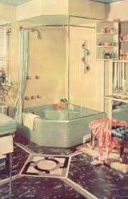 Vintage Retro Bathroom Decor by 68 Best Mid Century Baths Images On Pinterest Retro Bathrooms