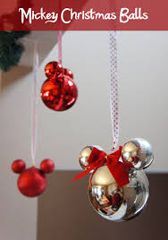 we ve got ears mickey balls mickey mouse ornaments