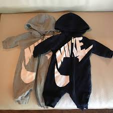 nike jumpsuits 33 nike other two infant nike jumpsuits from iz s closet on