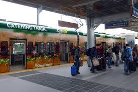Commuter Rail by Commuter Rail Advertising