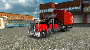 kenworth bus kenworth w900a v3 1 for ets 2 1 23 x 1 26 x truck mod ets2 mod