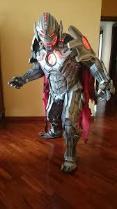 ultron costume there are no strings on this ultron the gce
