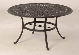 Replacement Glass Table Tops For Patio Furniture by 54 Round Patio Table Starrkingschool