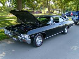 Picture Of Chevy Impala Why U201csupernatural U0027s U201d 1967 Impala Ss Is More Character Than Car