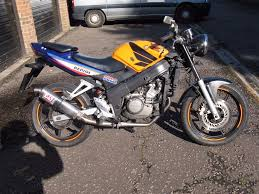 honda cbr 125 honda cbr 125 2007 cafe racer style in romney marsh kent gumtree