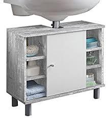 design waschbeckenunterschrank banjado badunterschrank 60x55x35cm design