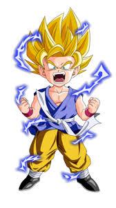 image goku super saiyan 2 dragon ball gt png fictional battle