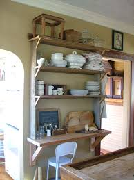Metal Kitchen Shelves by Kitchen Comely Image Of U Shape Wooden Kitchen Decoration Using