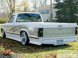 1991 dodge dakota information and photos zombiedrive