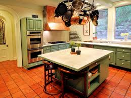 How To Design A Kitchen Island With Seating by Kitchen Layout Templates 6 Different Designs Hgtv
