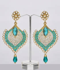 Chandelier Earrings India Chandelier Earrings India Shopping Shop For Great