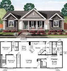 brick home floor plans curb appeal housing house plans i