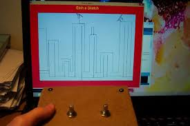 virtual etch a sketch 7 steps with pictures
