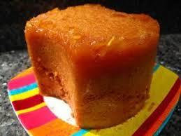 cuisiner avec du gingembre pudding vapeur au gingembre confit dans sirop recette ptitchef