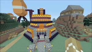 Hunger Games Minecraft Map Fallen City Hunger Games Minecraft Xbox 360 Map W Download