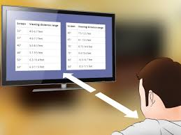 how to measure a tv 7 steps with pictures wikihow