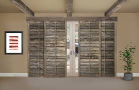 Plantation Shutters On Sliding Patio Doors by Glass Shutter Doors