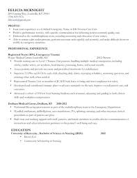 exles of resumes for nurses resume for nurses free sle buckey us